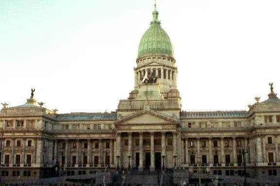 Congreso argentino 2002