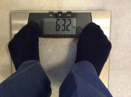 kilos for anonymous feet
