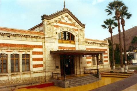 La Aduana de Arica