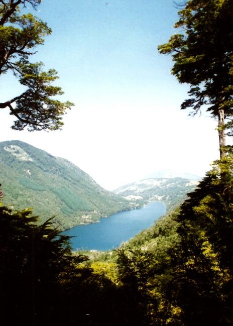 Lago Verde P. Huerquehue
