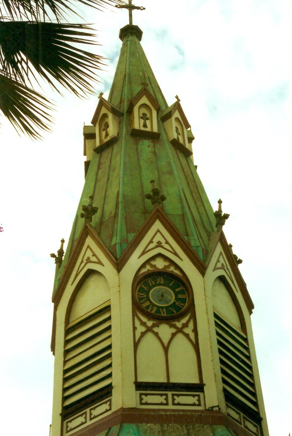 Torre de la Capilla San Marcos
