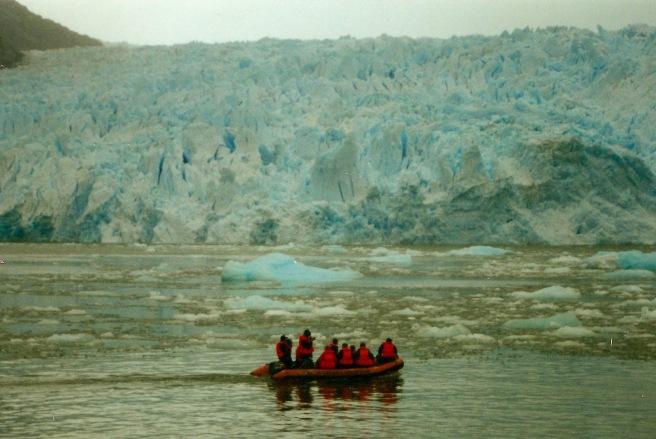 moreno glacier chile