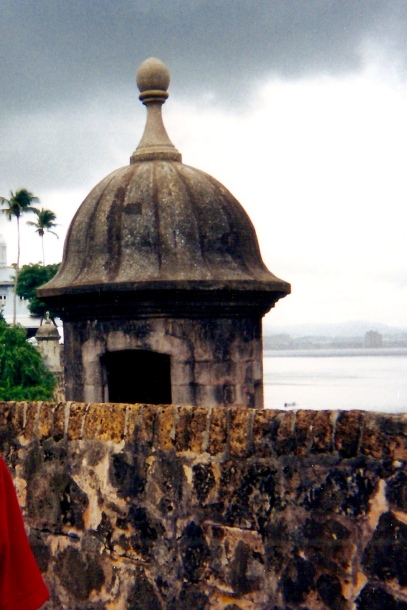 E and El Morro 1999 Guardaria