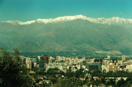 La Cordillera Santiago